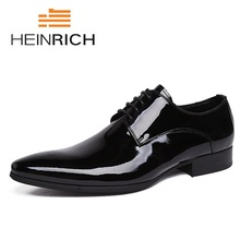 Генрих Туфли под платье без каблука свадебные туфли Лакированная кожа Мокасины Мужская обувь Элитный бренд итальянский Брендовая обувь Erkek Ayakkabi