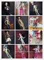 Много случайных костюм Оригинальные одежды куклы платье для Монстр Высота куклы 1/6 15 шт. = одежда + обувь для Monster High куклы подарок ребенку