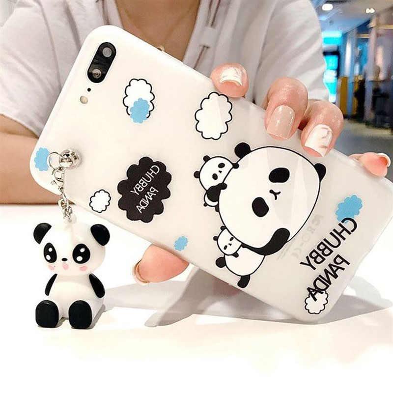 iphone 6 coque panda 3d