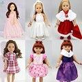 """Белый спортивный костюм подходит 18 """"American girl куклы и 43 см Baby Born zapf и наше поколение куклы (только продаем одежду)"""