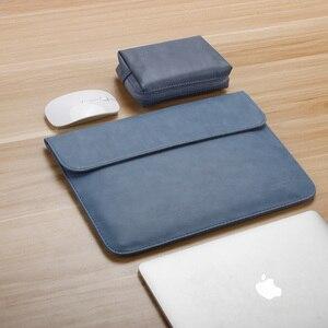 Image 4 - BESTCHOI Laptop Sleeve Bag for Macbook Pro Air 11 13 15 Case Women Men Waterproof Laptop Case Cover 12 13 13.3 14.1 15.4 inch
