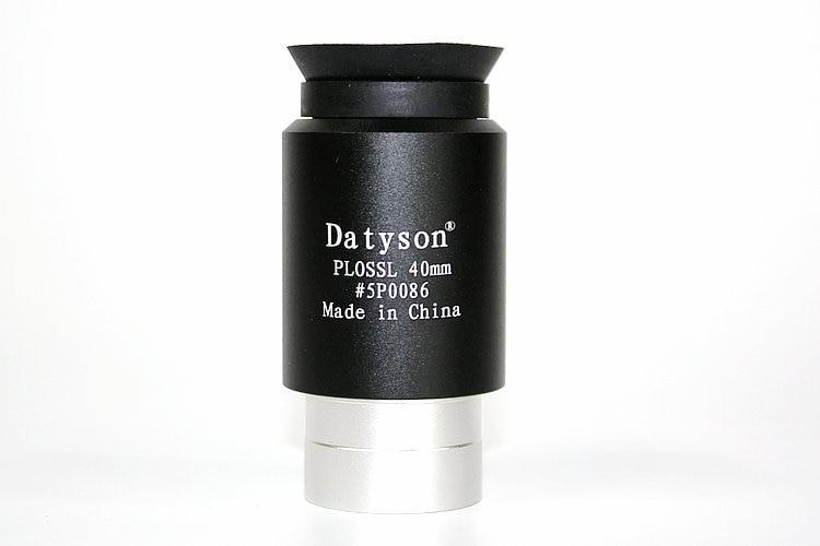 2f93ff9cb66 Новый 1.25 (31.7 мм) pl 40 мм Multicoated окуляр объектива для Пособия по  астрономии телескоп