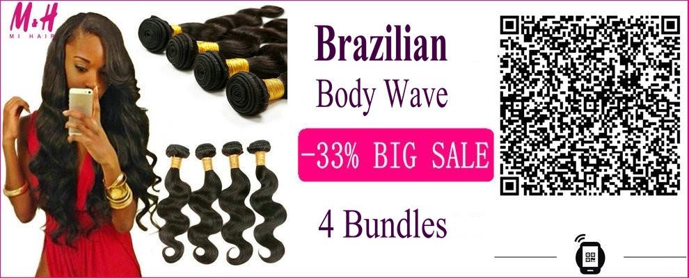 brazilian body wave 4 bundles