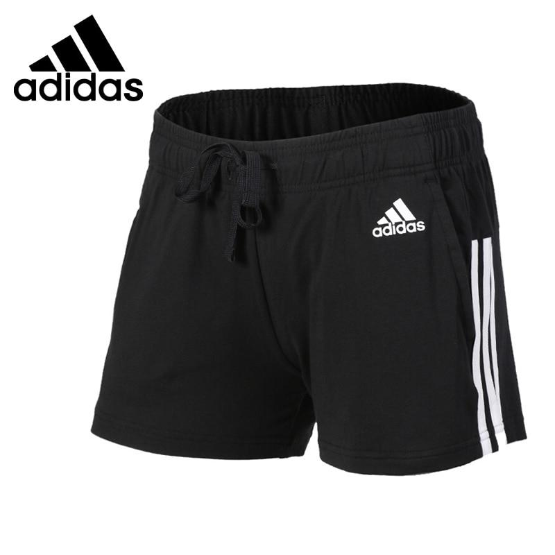 Original New Arrival 2018 Adidas Performance ESS 3S SHORT Women's Shorts Sportswear original new arrival 2018 adidas performance isc 34 3s pt women s shorts sportswear