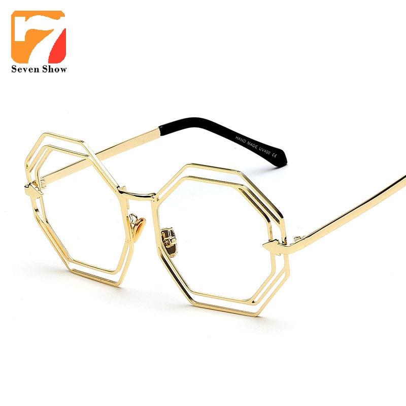 Popular Octagonal Glasses Frames-Buy Cheap Octagonal ...