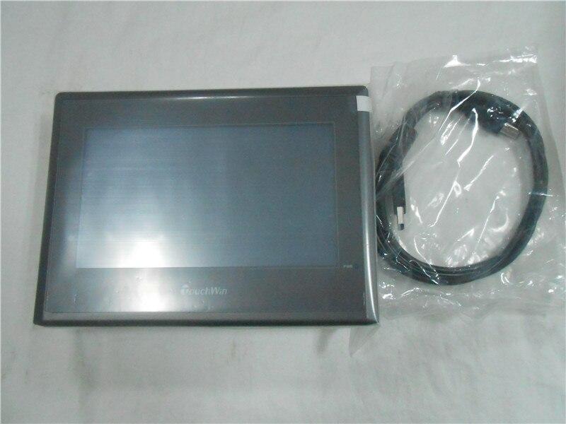 7 Inch HMI Touch Screen 7 800*480 128MB ARM9 CPU 400MHZ TG765-MT with free Programming Cable7 Inch HMI Touch Screen 7 800*480 128MB ARM9 CPU 400MHZ TG765-MT with free Programming Cable