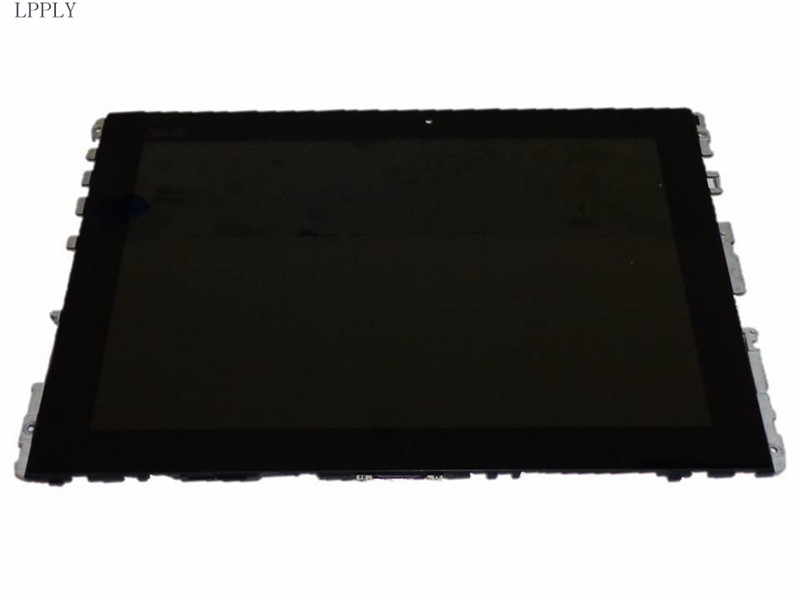 LPPLY LCD Display Screen Assembly Panel Monitor For Asus Eee Pad Transformer TF101 Touch Screen Digitizer Glass free shipping free shipping touch screen with lcd display glass panel f501407vb f501407vd for china clone s5 i9600 sm g900f g900 smartphone