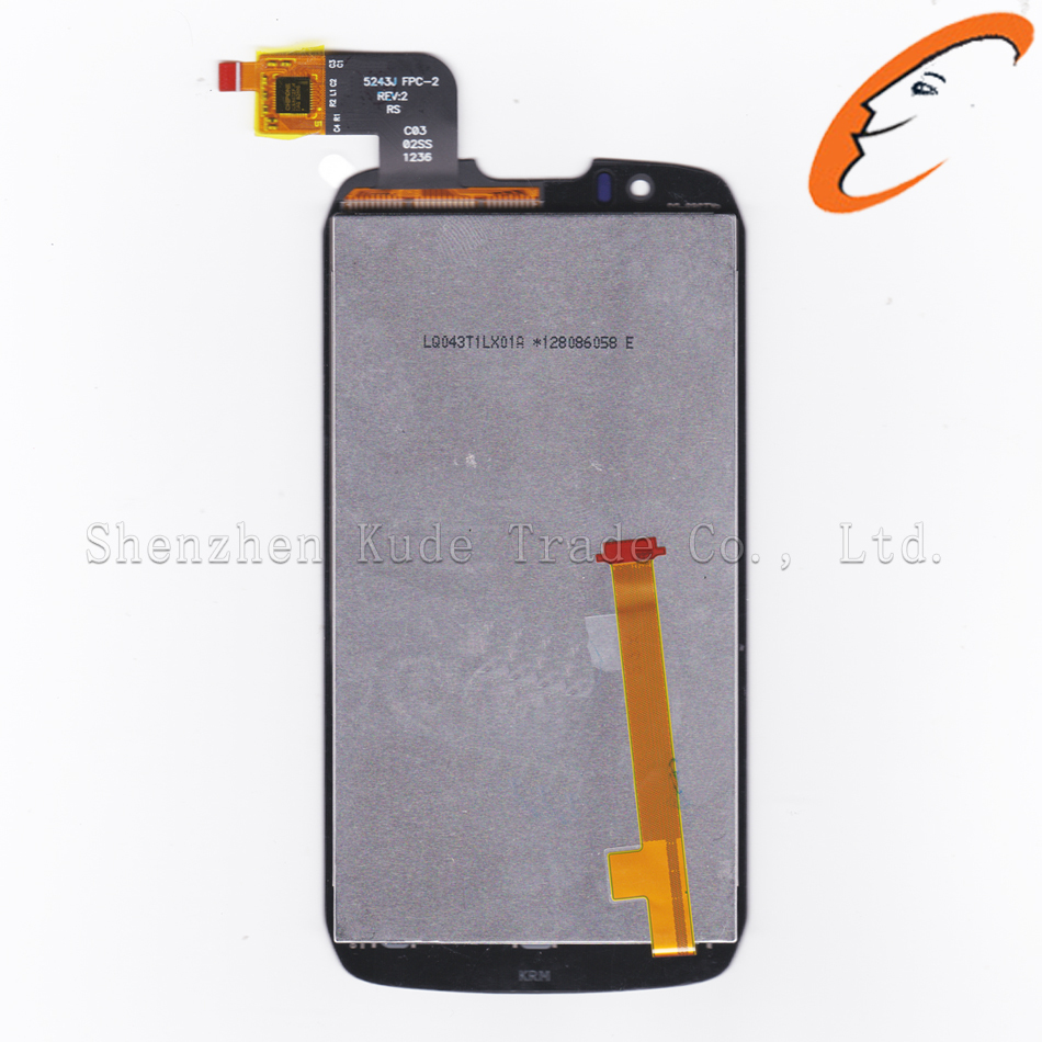 For Highscreen boost DNS S4502 S4502M Cloudfone Thrill430X innos D9 D9C LCD Display Touch Screen Digitizer
