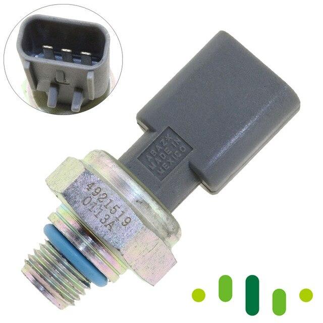 US $19 38 15% OFF|Fuel Pressure switch Sensor sender sending unit For  Cummins XCEC QSM11 M11 N14 L10 ISM 11L 3075273 4921519 3072491-in Pressure