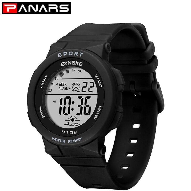 PANARS Women Smart Watches Waterproof Sports Girls Students Digital Sports Women Watch Reloj Inteligente Mujer Montre Femme
