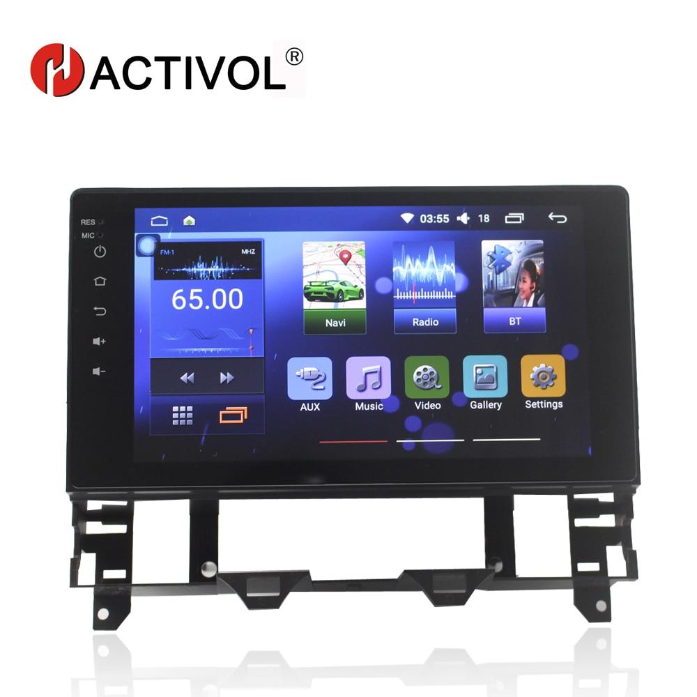 Bway 10.2 autoradio pour Mazda 6 vieux android 7.0 lecteur dvd de voiture avec bluetooth, gps navi, CFC, wifi, Miroir lien, soutien DVR