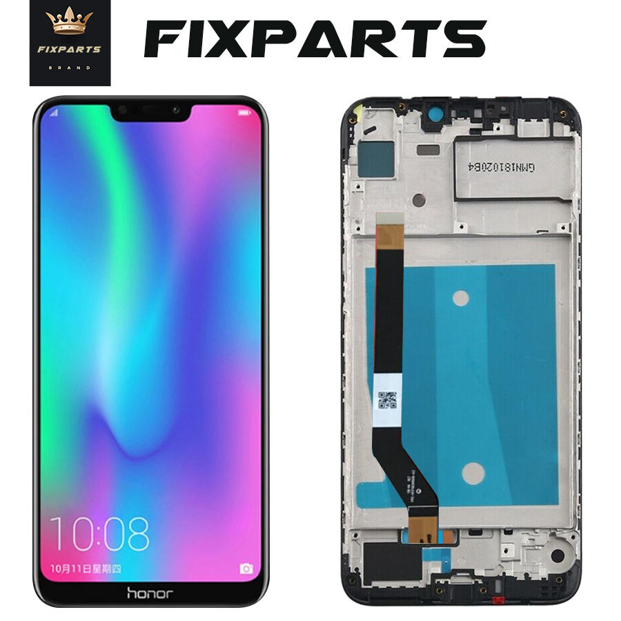 Original LCD Huawei <font><b>Honor</b></font> <font><b>8C</b></font> LCD <font><b>Display</b></font> <font><b>Touch</b></font> <font><b>Screen</b></font> Digitizer <font><b>Screen</b></font> Glass Panel Assembly BKK-AL10 6.26
