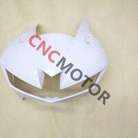 Upper Front Nose Headlight Cover Panel Cowling Fairing For Honda CBR600rr 2013 2017 13 14 15 16 17