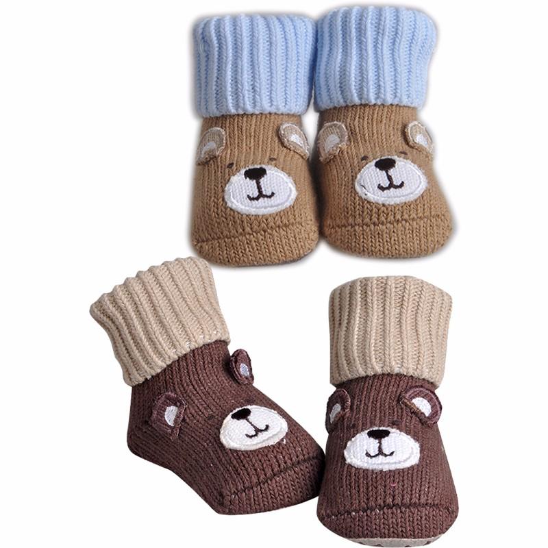 2 Pairslot Lovely Cute Newborn Baby Socks 6 Styles Animal Cartoon Infant S 0-12 Months (31)