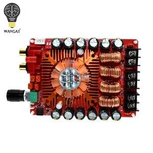 Image 3 - Wavgat tda7498e 2x160w btl220w mono potência amplificador estéreo digital amp board duplo canal de áudio