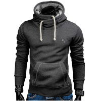 Men S Sweatshirt 2017 Slim Hoodies Men Sweatshirt Long Sleeve Pullover Hooded Sportswear Men S Embroidery
