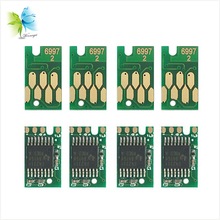 Winnerjet 5 pieces T6997 Waste Ink Tank Chip For Epson P6000 P7000 P8000 P9000 Maintenance