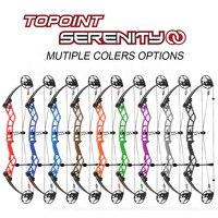 Точка Serenity целевого соединения лук съемки лук левой и правой рукой может быть выбран, это голые лук без аксессуаров