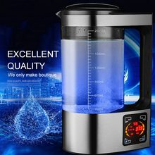 цены Hydrogen-Rich Water Machine V8 Cup Rich Hydroxide Water Cup Micro-Electrolysis High Concentration Negative Ion Water Cup EU / US