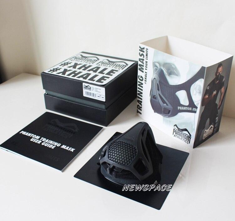 training mask 2.0 phantom купить