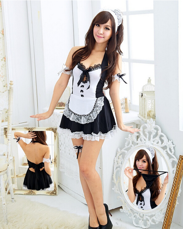 Costumes & Accessories Sexy Lingerie Temptation To Take Camouflage Uniform Appeal Role-playing Cosplay Suit Costume