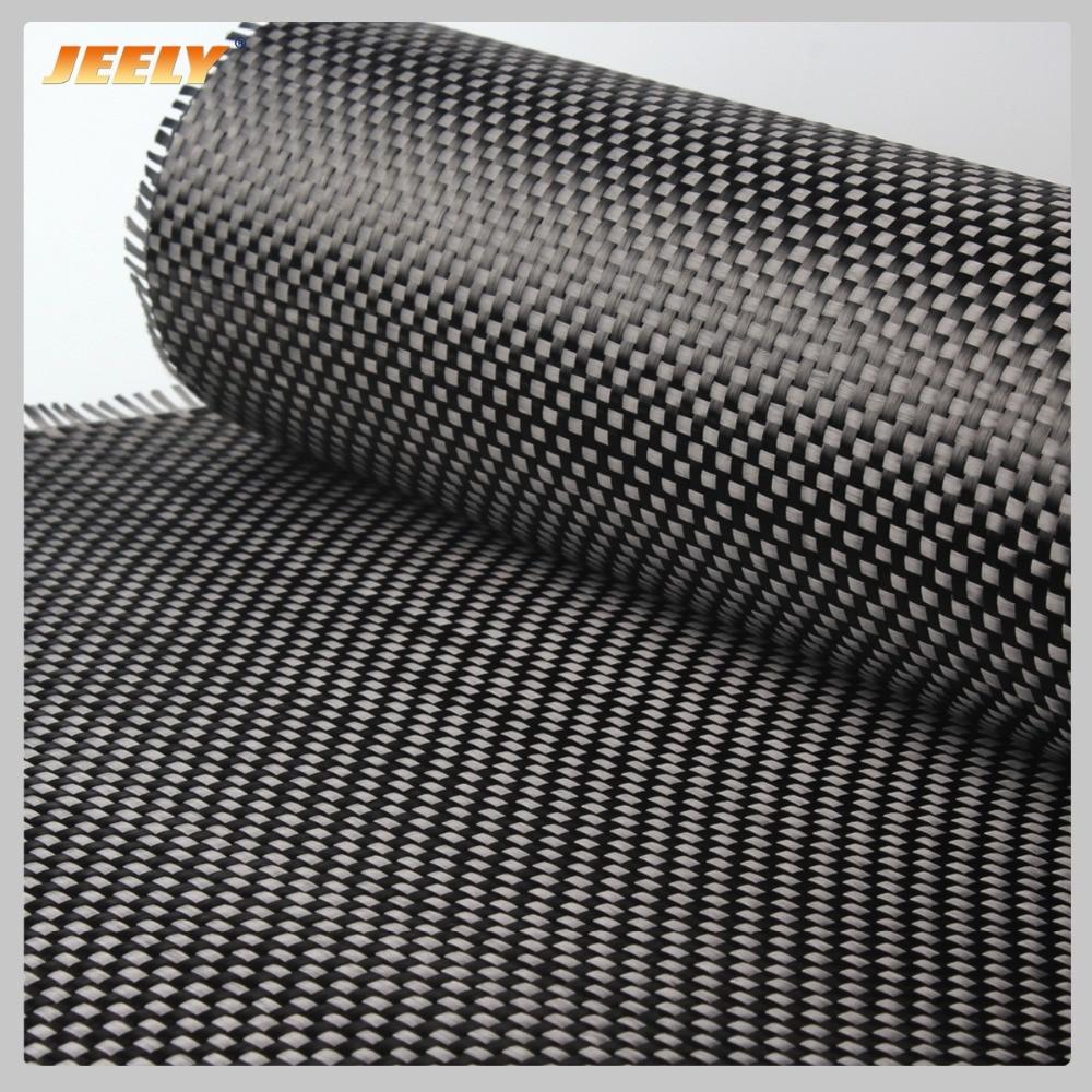 Carbon Fiber 3K 6k 12k Woven Cloth reinforce carbon fabric for car spoiler building 1m 0