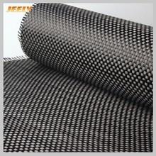 Углеродное волокно 3 K, 6 k, 12 k тканая ткань усиленная ткань из углеродного волокна для автомобиля спойлер здание 1 м * 0,5 м