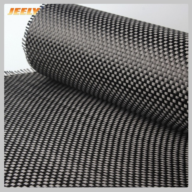 Carbon Fiber 3K,6k,12k  Woven Cloth reinforce carbon fabric for car spoiler building 1m*0.5m