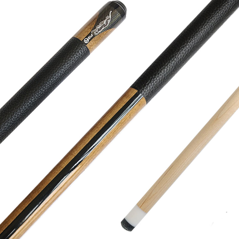 3142 2-Piece Pool Cue Pool Stick Ergonomic Design Hardwood Canadian Maple Billiard Cue Hard Le Pro Tip 10mm 11.5mm 13mm Tip omin snooker cue model century dream union the top level 145cm length 10mm cue tip ash wood 3 4 handmade billiard stick page 9
