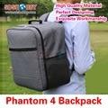 Hot Waterproof Backpack Carrying Case Shoulder Bag Outdoor Bag for DJI Phantom 4 /PRO /PRO+