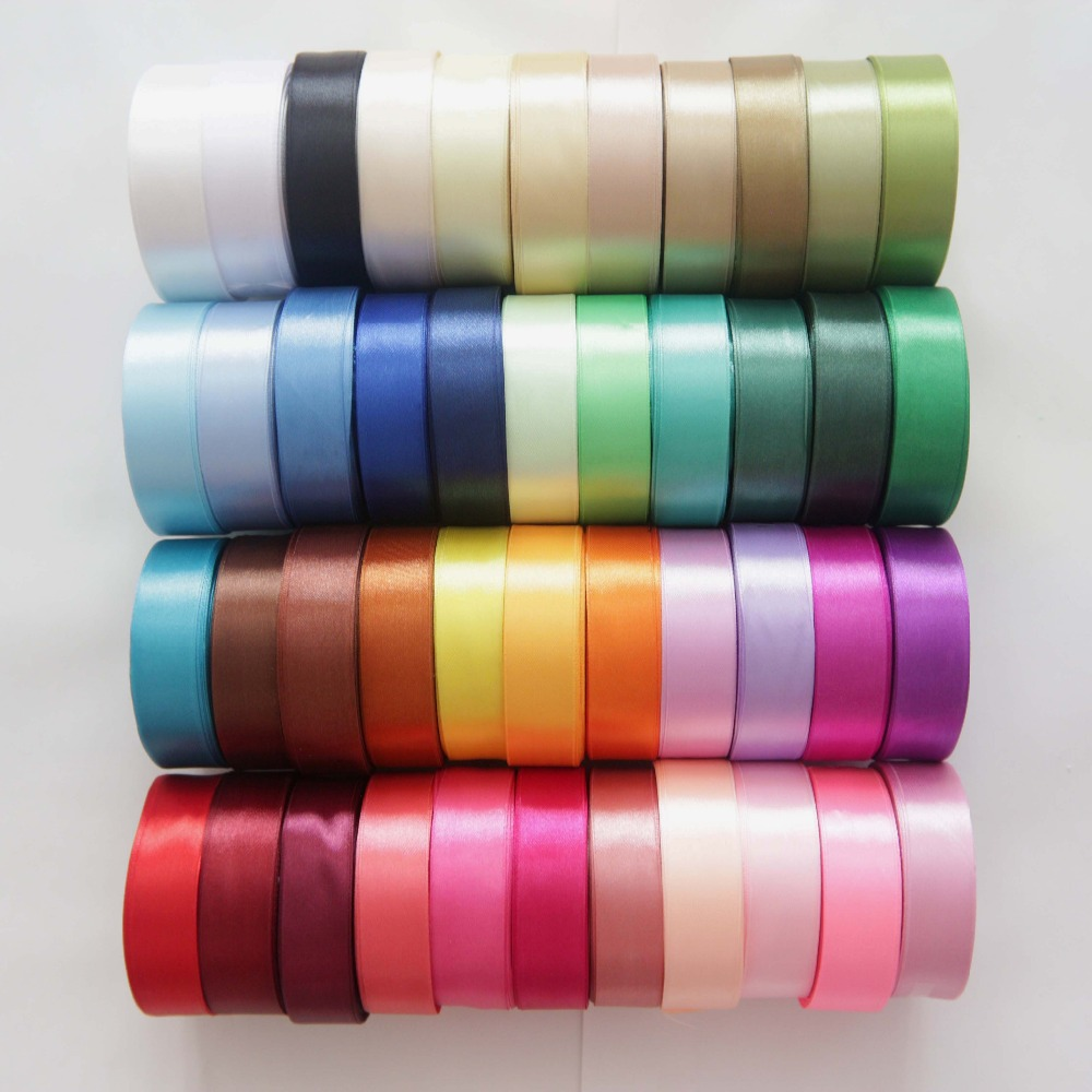 25yards Lot 1rolls Wedding Ribbons Garment 25mm Ribbon