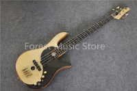 High Quality 4 Strings Suneye Fodera Yin Yang Electric Bass Guitar Dot Inlay Rosewood Fretboard Free Shipping
