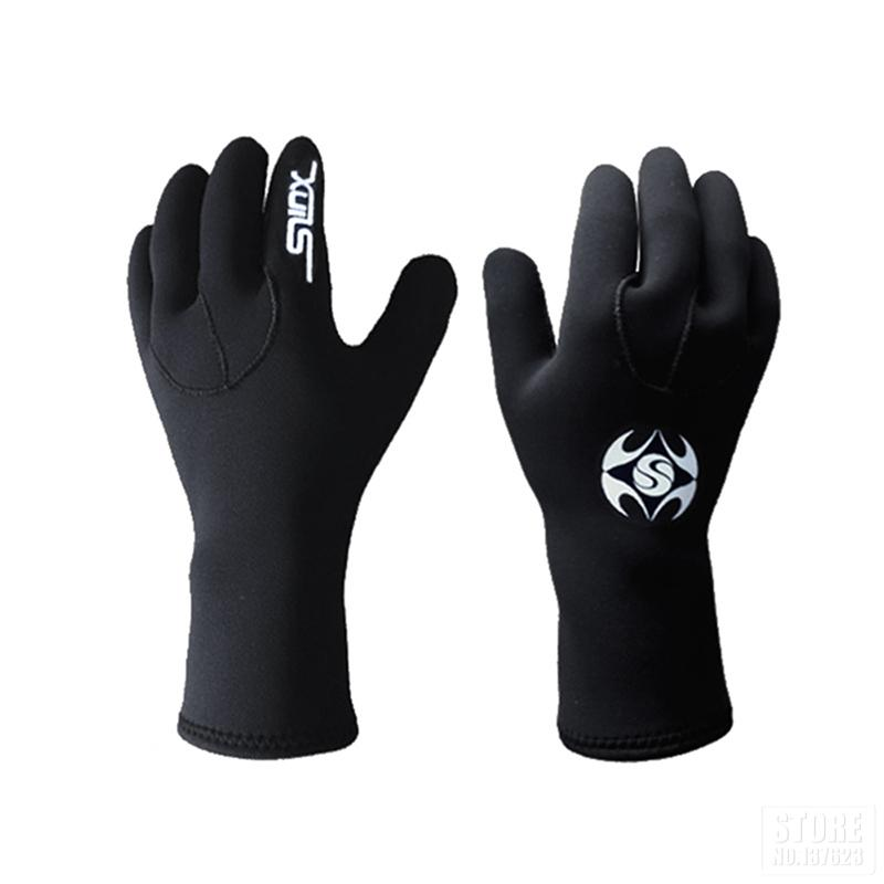 SLINX 1127 3mm Neoprene Men Women Warm Scuba Diving Gloves Swimming Surfing Spearfishing Snorkeling Boating Fishermen Equipment