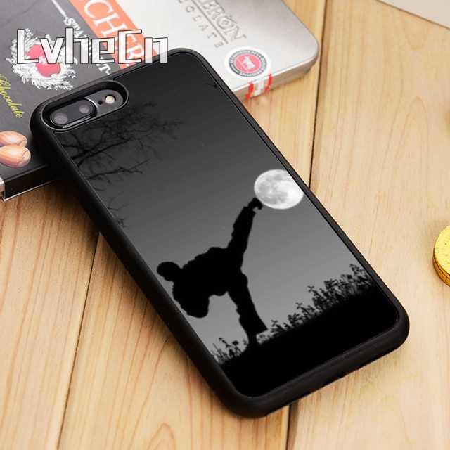 LvheCn Kung Fu Karate Taekwondo Martial Arts Phone Case For iPhone 11 12 Pro X XR XS MAX 5 6S 7 8 Plus samsung s7 s8 s9 s10