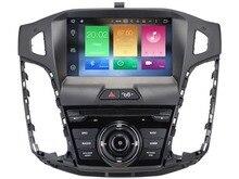 Android 6.0 CAR Audio reproductor de DVD PARA Ford Focus 2012 gps dispositivo unidad principal Multimedia receptor BT WIFI