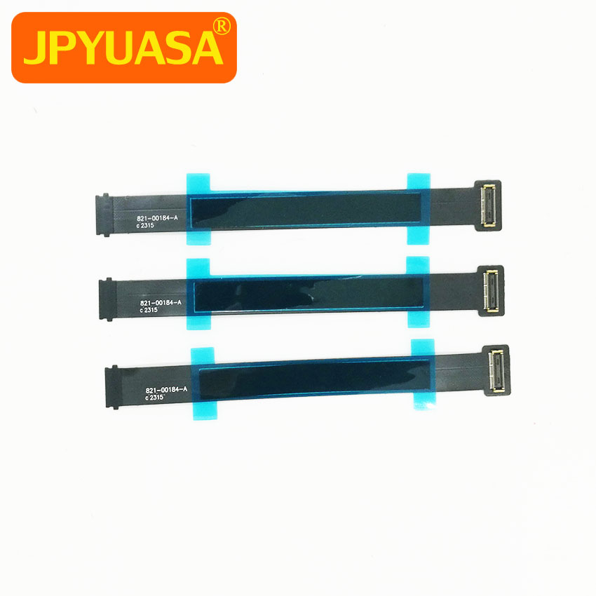 New Original 821-00184-A Touchpad Trackpad Flex Cable For Macbook Pro Retina 13 A1502 2015 Year 10pcs lot brand new lcd screen rubber frame ring for macbook pro 13 retina a1502 a1425 2012 2013 2014 2015 year