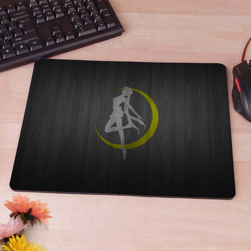 Sailor Moon New Anti-Slip Mouse Pad PC Game Gaming Mouse Pad
