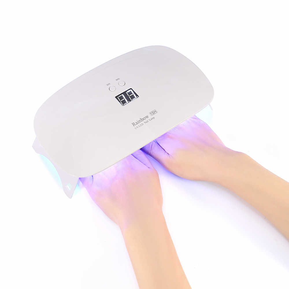 24W/6W Nail Dryer Miniplus UV LED Nail Lamp 15 Leds Fast Curing Nail Polish Gel With USB Charge