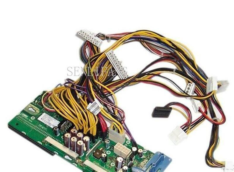 Well Tested 511776-001 461318-001 For ML350 G6 Power Supply Backplane Board Working