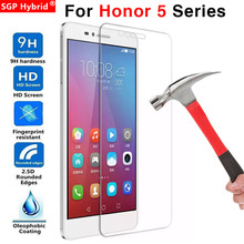 Protective Glass Honor 5c Glass For Huawei 5x 5a Tempered Glas 5 C X A C5 X5 A5 Film Scree