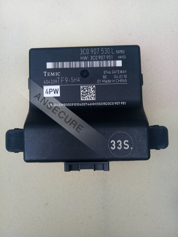 Car Data CAN BUS GATEWAY diagnosis interface FOR Volkswagen VW Passat B6 CC 3C0 907 530 L