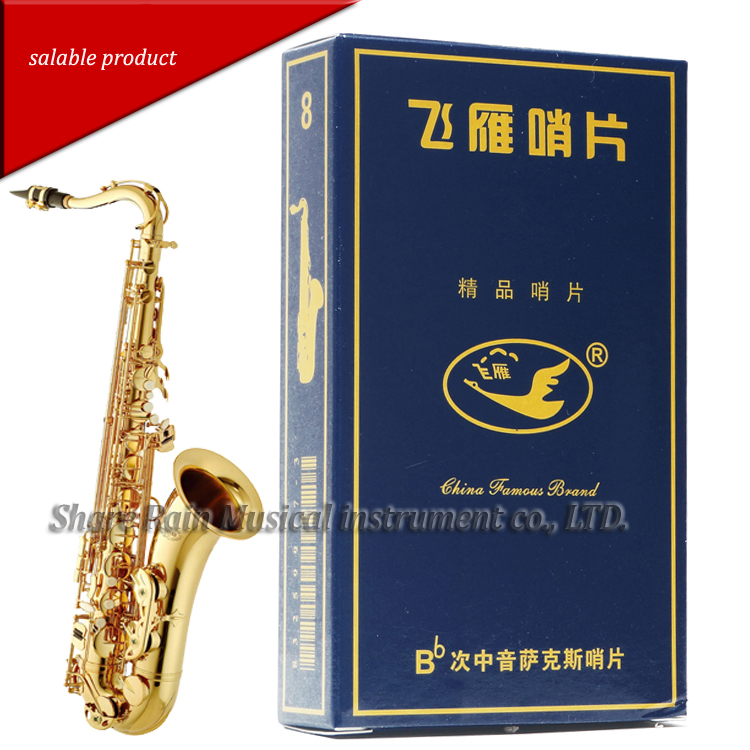Flying Goose Bb Tenor Sax Reed The Whistle Slice Monolithic Packing