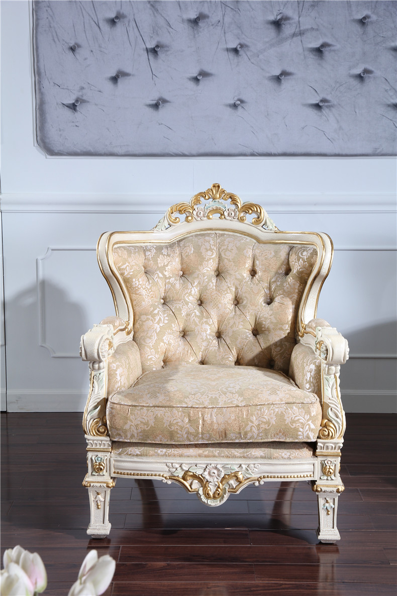 2015 European Classical Palace Set Of Living Room Sofa Chair Classic ...