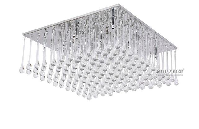 Kronleuchter Led ~ Moderne led lampen kristall kronleuchter pendelleuchte