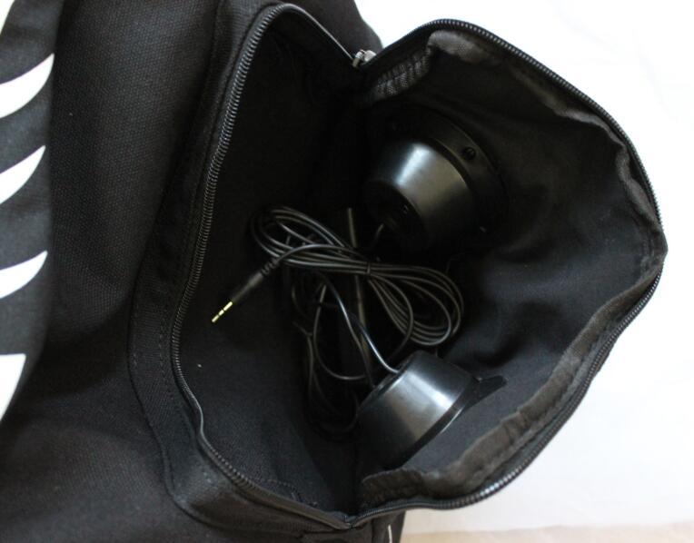 Torba za zvučnike KIT Mačka Životinjski ruksak Ruksak Emo Gothic - Ruksaci - Foto 5