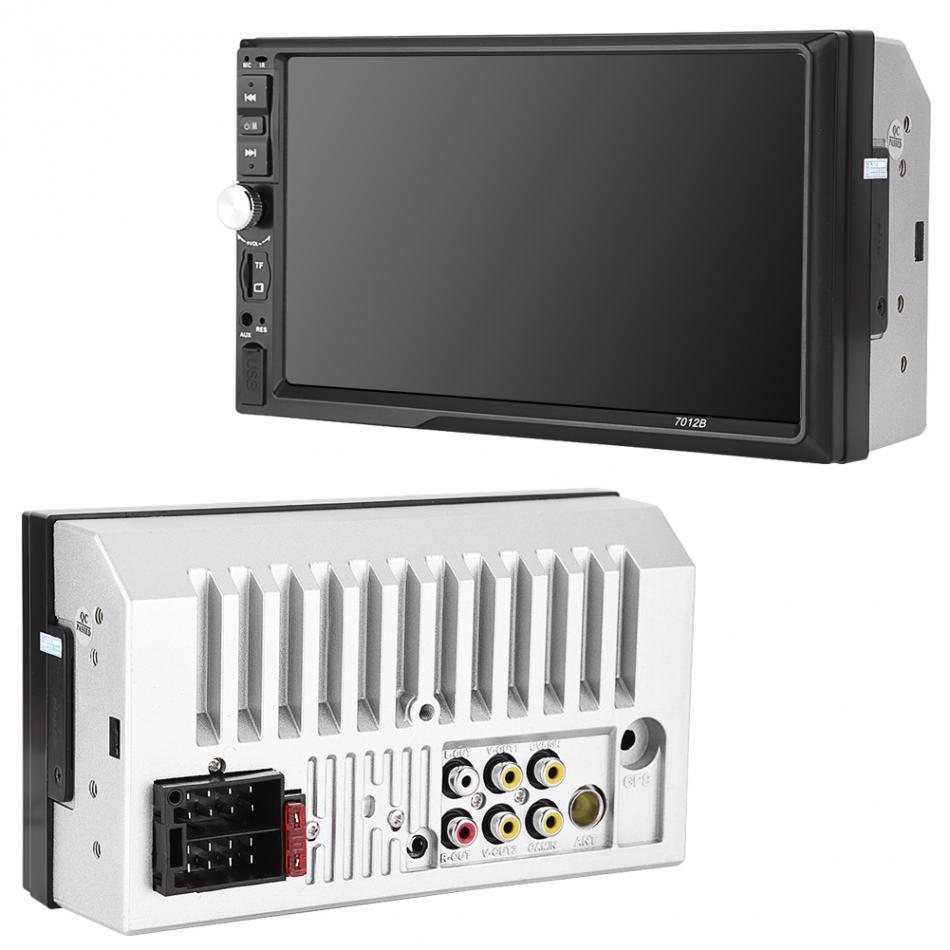 Hifi-geräte Unterhaltungselektronik Universal 7 bluetooth Auto Audio Mp5 Mp3-player Hintergrundbeleuchtung Touchscreen In Dash Media Audio/vedio Stereo Fm Radio/usb/sd/aux GüNstige VerkäUfe