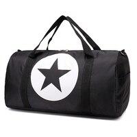 2016 NEW Large Size Travel Bag Luggage Handbag Portable Big Star One Shoulder Capacity Boarding Bag