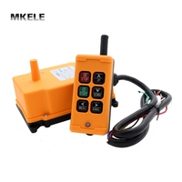 High Quality New Arrivals Crane Industrial Remote Control HS 6 Wireless Transmitter Push Button Switch