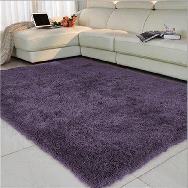 Lange haare rutschfeste Starke Große Boden Teppiche Für Wohnzimmer ...