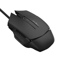 James Donkey 112S Wired Gaming Mouse USB Optical LED Light Mouse Gamer 2000 DPI With 6